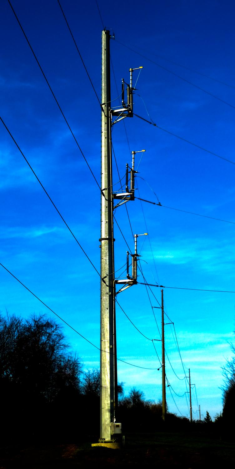 - Power Poles - - How the electricity gets here <br>--- Click to see ORIGINAL --- -  Panasonic DMC-FZ150 - Tony Karp, design, art, photography, techno-impressionist, techno-impressionism, aerial photography , drone , drones , dji , mavic pro , video , 3D printing - Books -